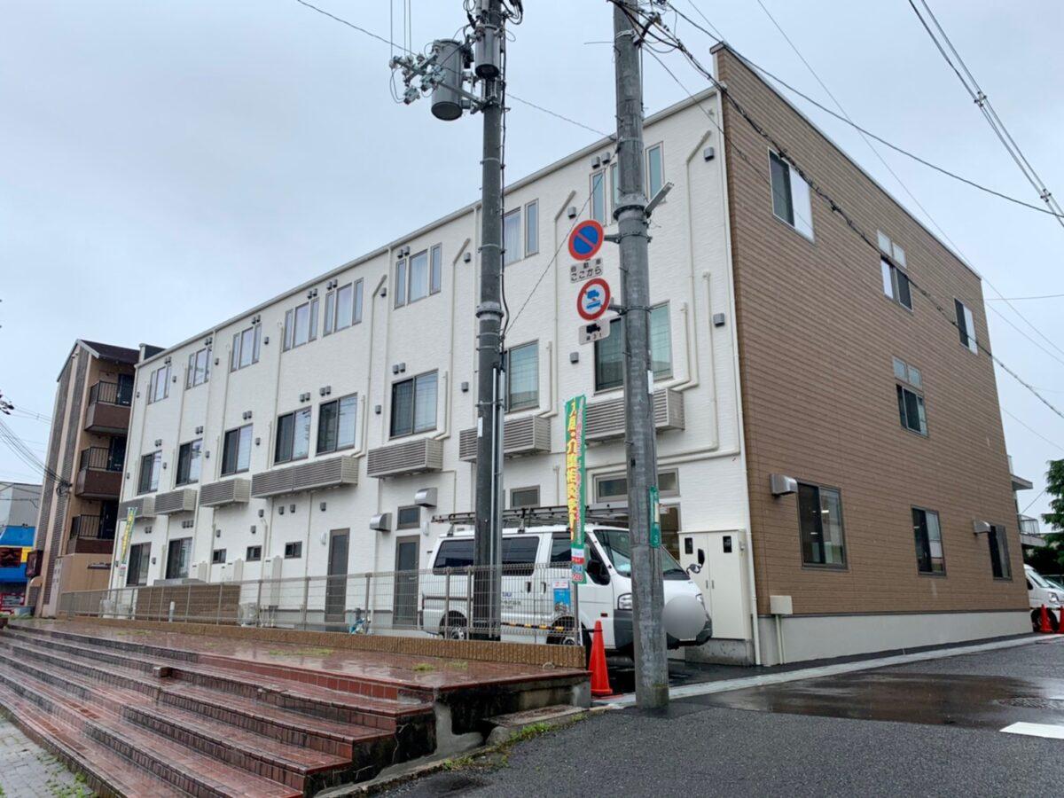 【オープン日判明!!】河内長野市・千代田駅から徒歩3分!サービス付き高齢者向け住宅『あさひ』のオープン日が判明したよ♪: