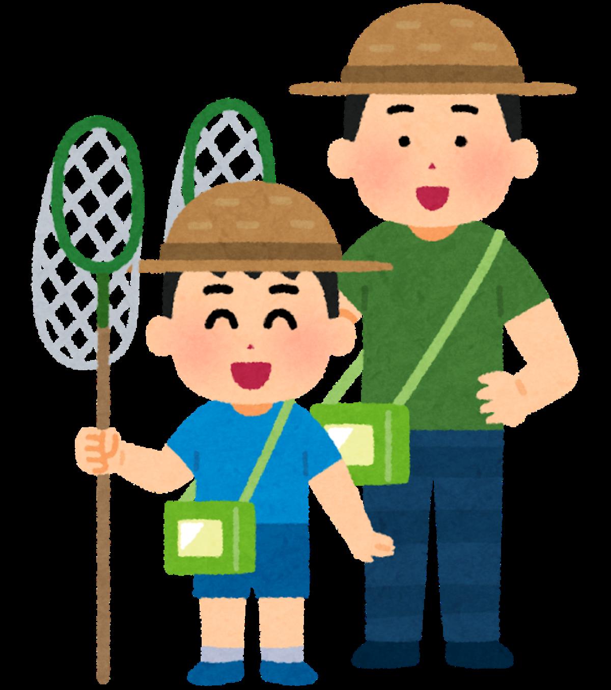 【2021.8/1(日)開催】堺市北区・大泉緑地で講習会『カマキリ博士のわくわく昆虫教室♪』開催!申し込みは7/1(木)から!!: