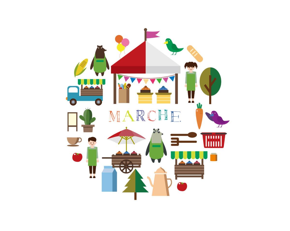 【2021.8/8(日)開催♫】堺市北区・大泉緑地で『るらるマーケット』♪キッチンカーもやってくるフリーマーケット&雑貨市が開催されます!!: