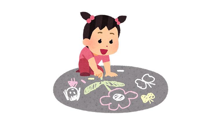 【イベント】2021.8/22(日)☆南八下地域会館にて『みんな集まれ〜地球に描こう!チョークアート』が開催されるみたい♪@堺市東区: