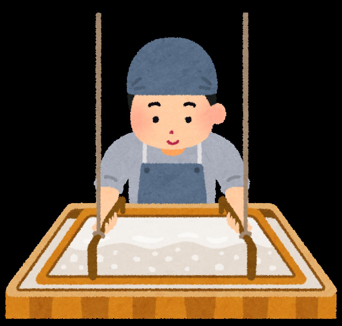 【2021.8/1(日)開催】堺区・堺市都市緑化センターの講習会★『紙すき体験教室』の受付は7/1(木)~だよ!: