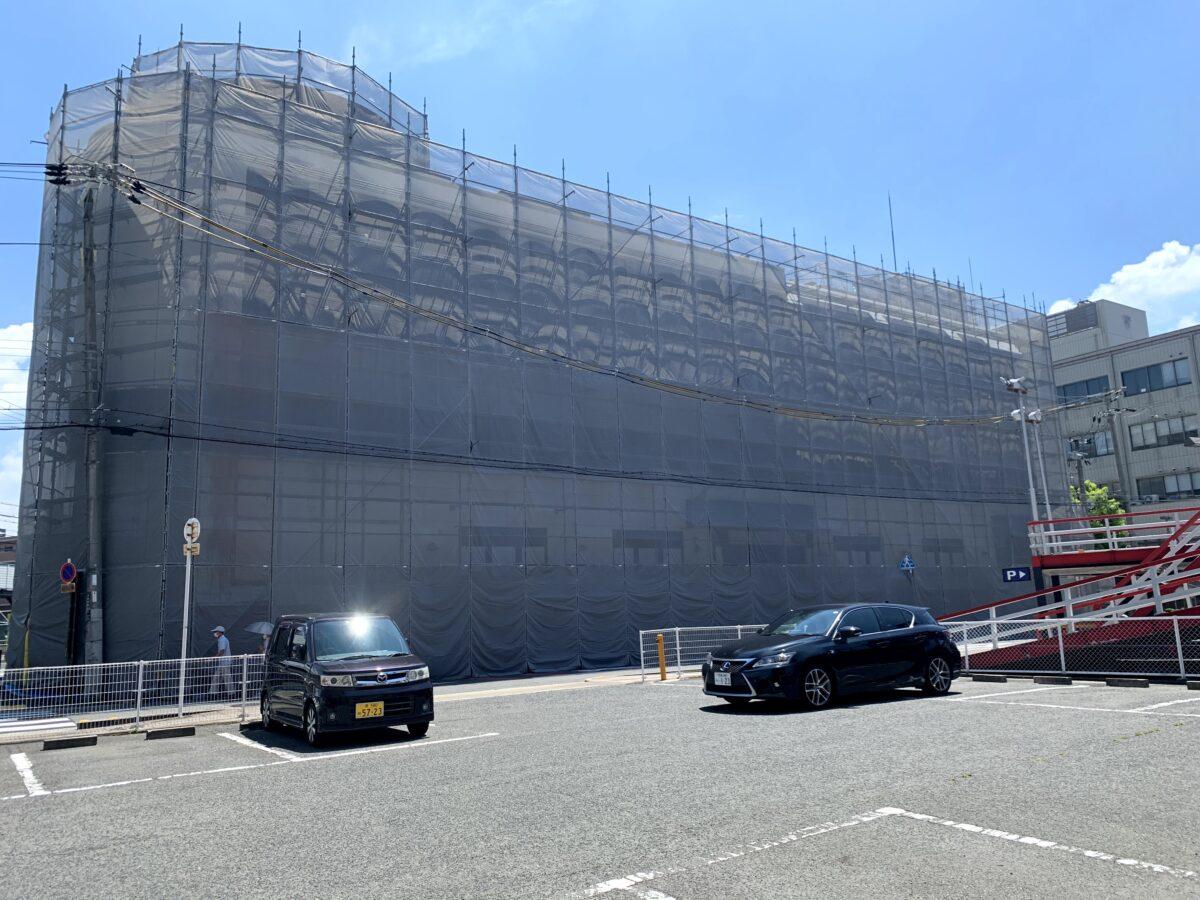 【新店情報】堺市中区・スロットアロー深井店の跡地が只今工事中!次はあのスポーツ関連のお店が出来るみたい♪:
