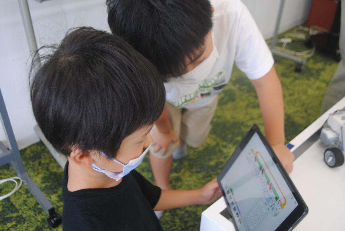 【新規生徒募集中】プログラミングでどんなスキルが身につくの?ロボ団深井駅前校
