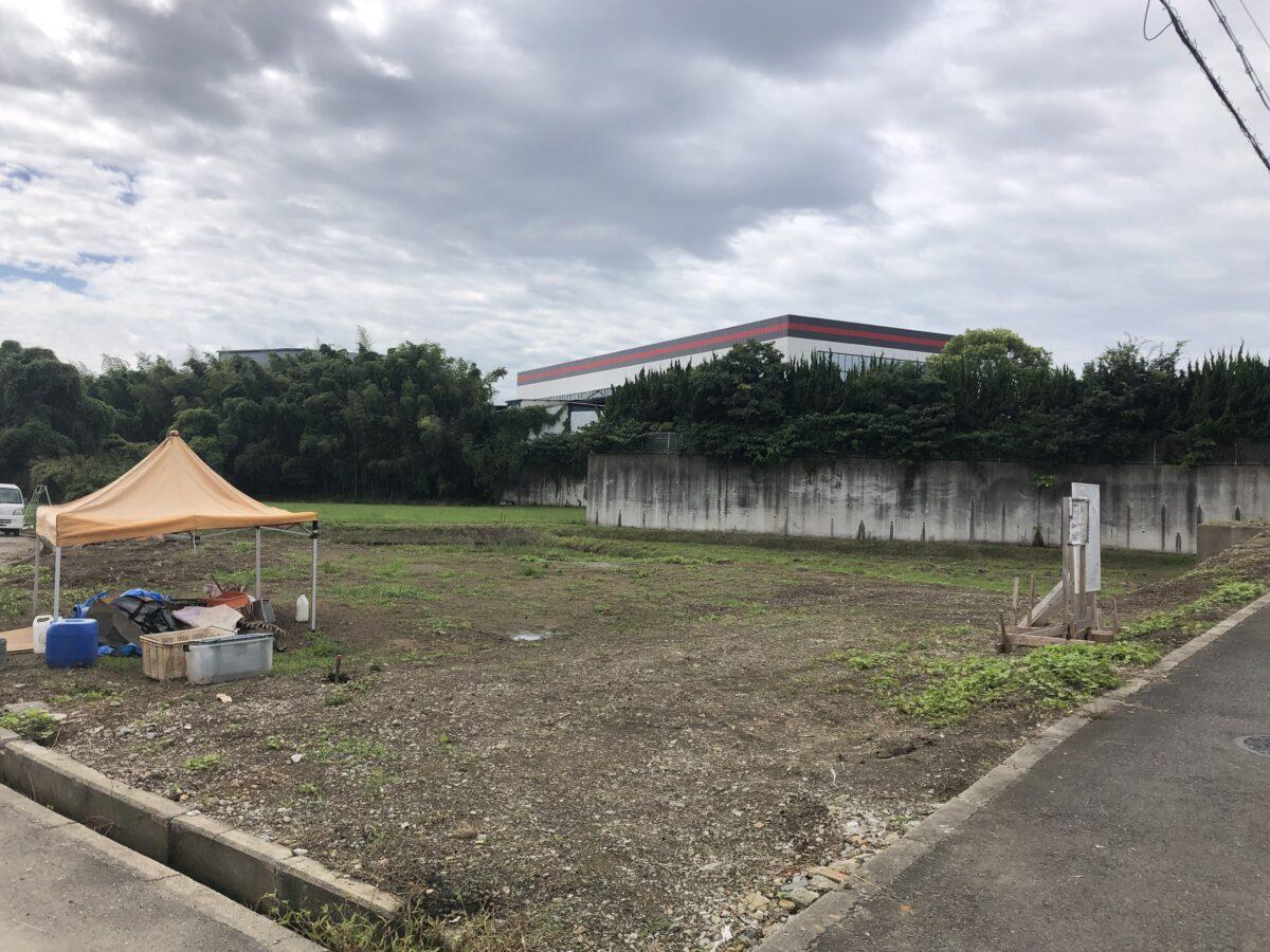 【新店情報】堺市南区「万代堺大庭寺店」の向かいの更地にできるのは・・・?: