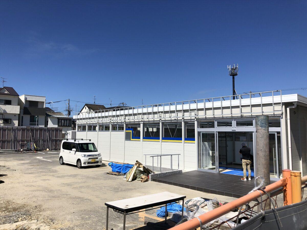 【新店情報】堺市東区・初芝駅前の『マツモトキヨシ初芝店』が移転オープンするみたい!: