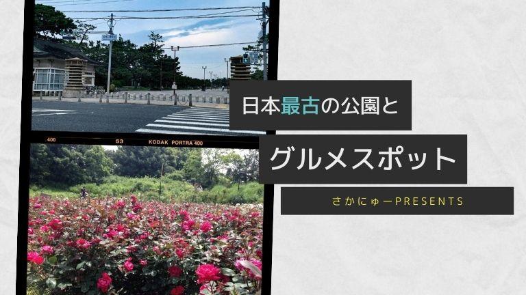日本最古の公園でバラとグルメを楽しめる♪in浜寺公園【堺・南河内の観光スポット】: