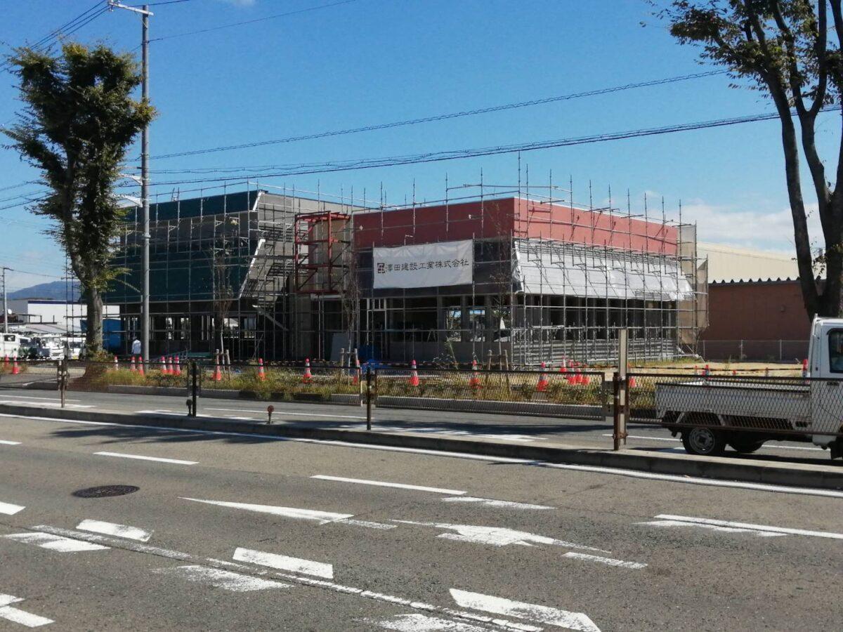 【新店情報】羽曳野市・西浦交差点のすぐそばに2店舗の飲食店がオープンするみたい♪気になる一つ目のお店は⁉: