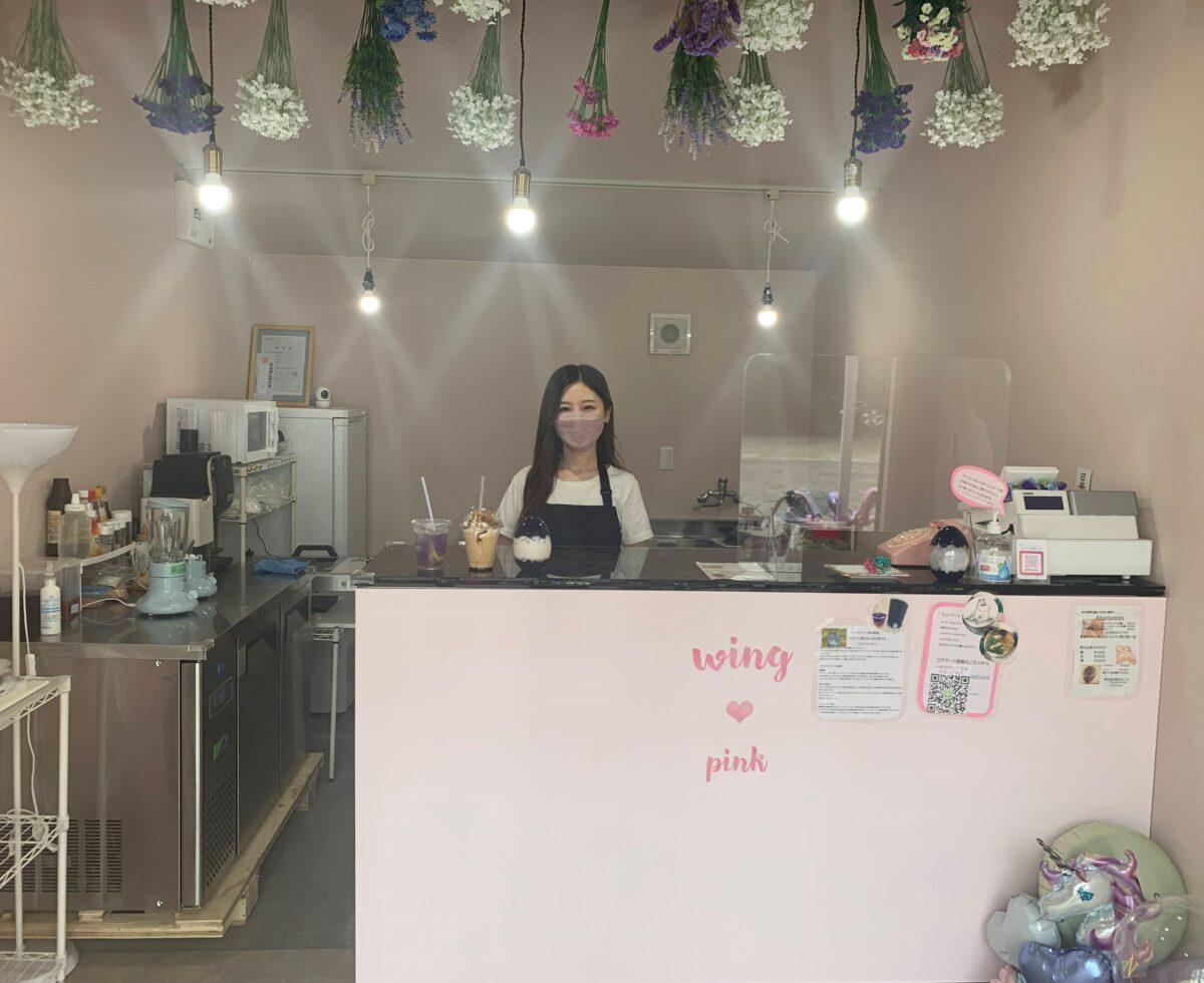 【祝オープン】堺市西区・閑静な住宅街にお花いっぱいのかわいいお店が♡映えるシェイク&ラテも飲めちゃうスタンドカフェ『アトリエSolun』がオープンしましたよ♪: